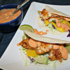Mango Chipotle Fish Tacos