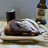 Beer Brined Smoked Turkey